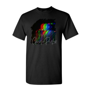 Blues In Color Charcoal Logo T-Shirt