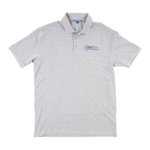 Bird 100 Grey Polo