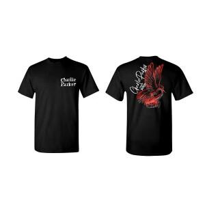 Charlie Parker Chasin' The Bird Phoenix Graphic T-Shirt