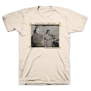 The Three Deuces 1947 Natural T-shirt
