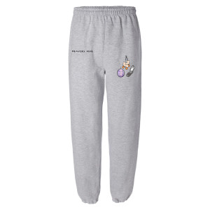 Roller Rink Grey Sweatpants