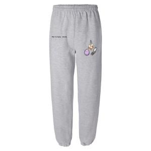 Roller Rink Grey Sweatpants