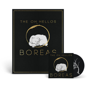 Boreas - CD + Poster (Unsigned)