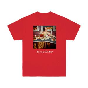 Queen of Da Souf Red Tee + Digital Album Download