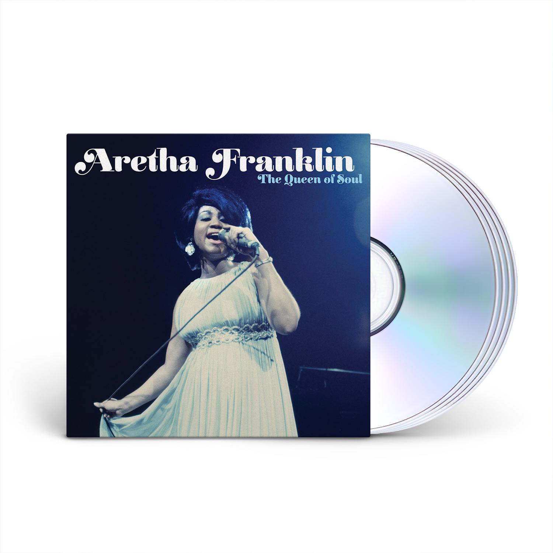 The Queen Of Soul (4CD)