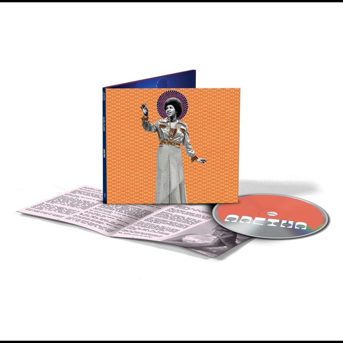 ARETHA CD