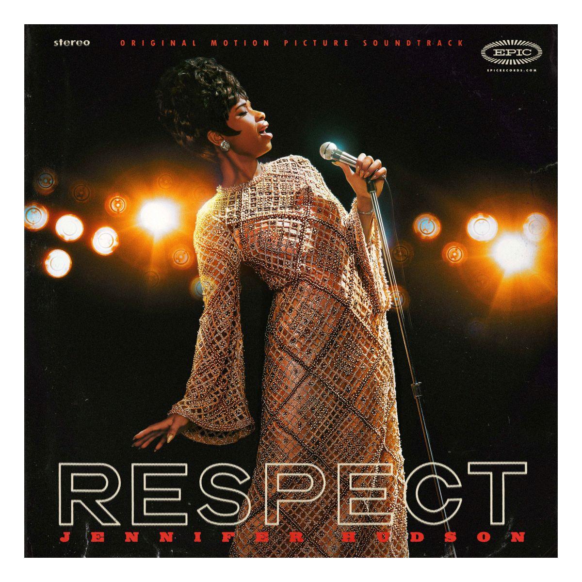 RESPECT (Original Motion Picture Soundtrack) CD