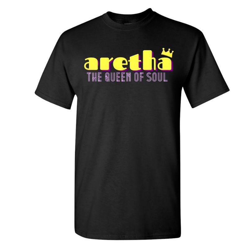 Queen Of Soul A Crown T-Shirt