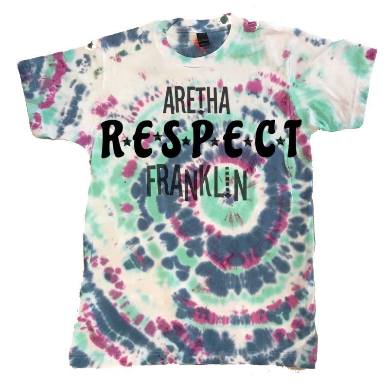 Stereodelic Respect Tie-Dye T-Shirt