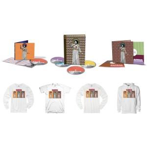 Choice Of Aretha White Triptych Apparel + Choice Of ARETHA Media