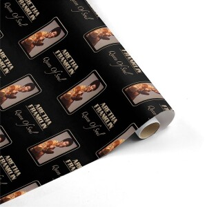 Aretha Franklin Queen Of Soul Wrapping Paper