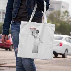 Aretha Icon Tote Bag