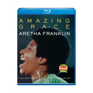 Amazing Grace Blu-Ray DVD