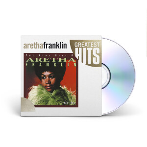 The Very Best Of Aretha Franklin: The 60's (Greatest Hits)
