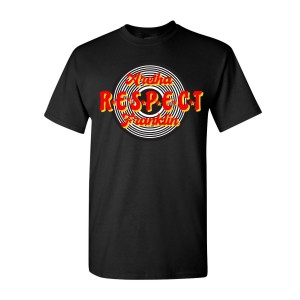 Respect In The Grooves T-Shirt