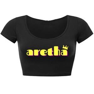 A Crown Women's Cropped T-Shirt
