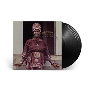 Amazing Grace: The Complete Recordings (4LP)
