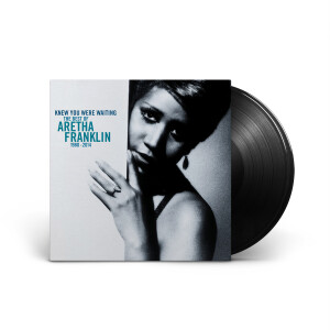 I Knew You Were Waiting: The Best Of Aretha Franklin 1980-2014 (2LP)