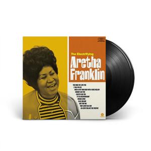 Electrifying Aretha Franklin (2LP - Import)