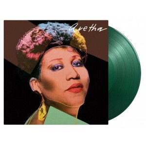 Aretha (Limited Translucent Green Colored Vinyl - Import)