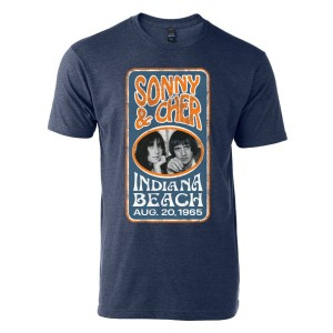 Indiana Beach Vertical T-Shirt