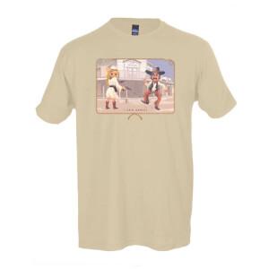 Law Saloon Natural T-Shirt
