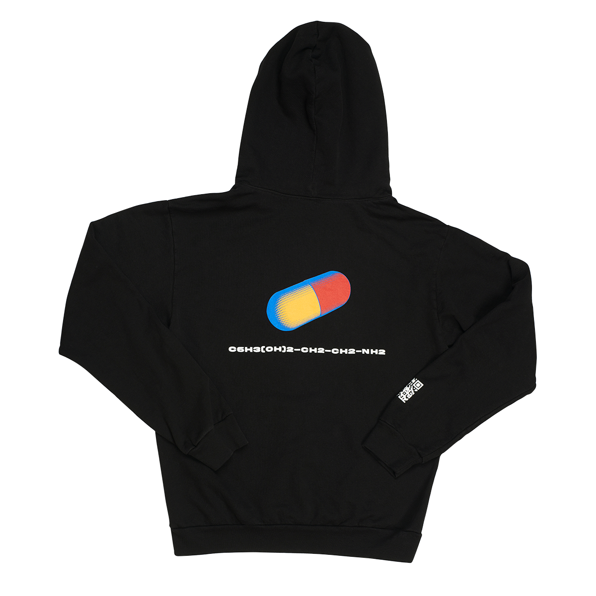 Dopamina Black Hoodie