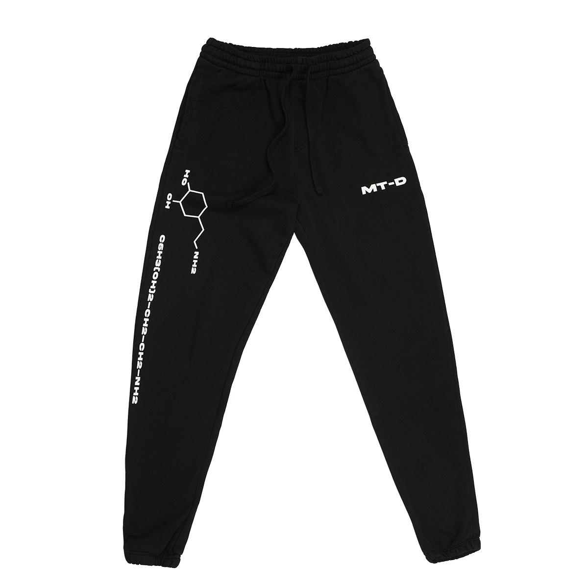 Dopamina Black Sweatpants