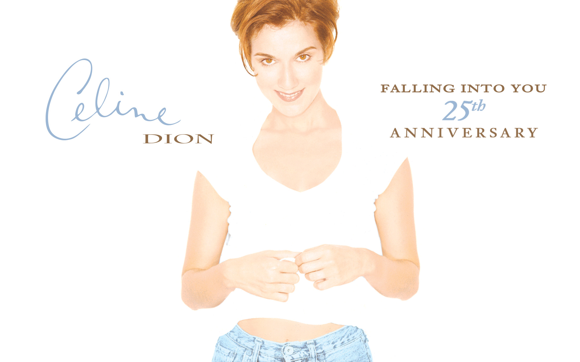 Celine Dion | Falling Into You 25th Anniversary