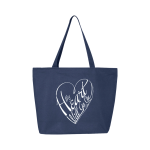 My Heart Will Go On Tote
