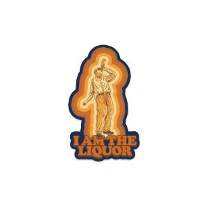 Lahey Standing Liquor Sticker