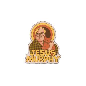 Jesus Murphy Sticker