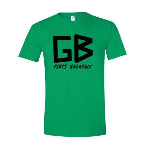 Green Bastard Tee
