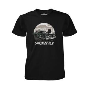 Shitmobile (Black) T-shirt