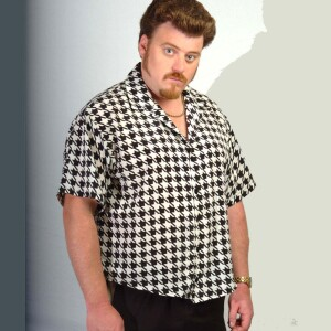 Ricky's Houndstooth Buttondown Shirt