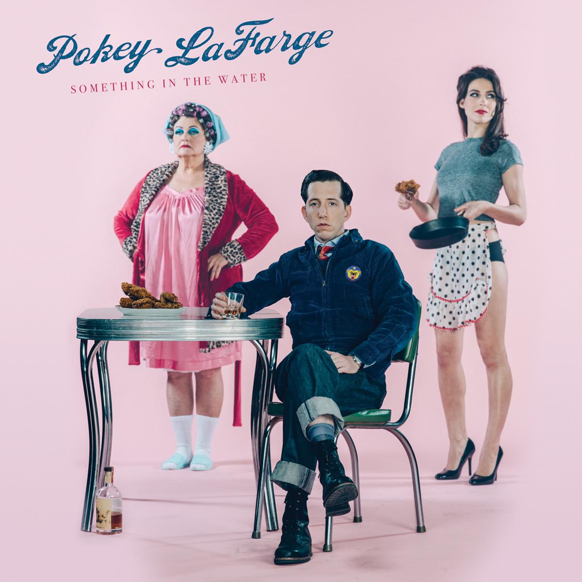 Pokey LaFarge - Something in the Water CD