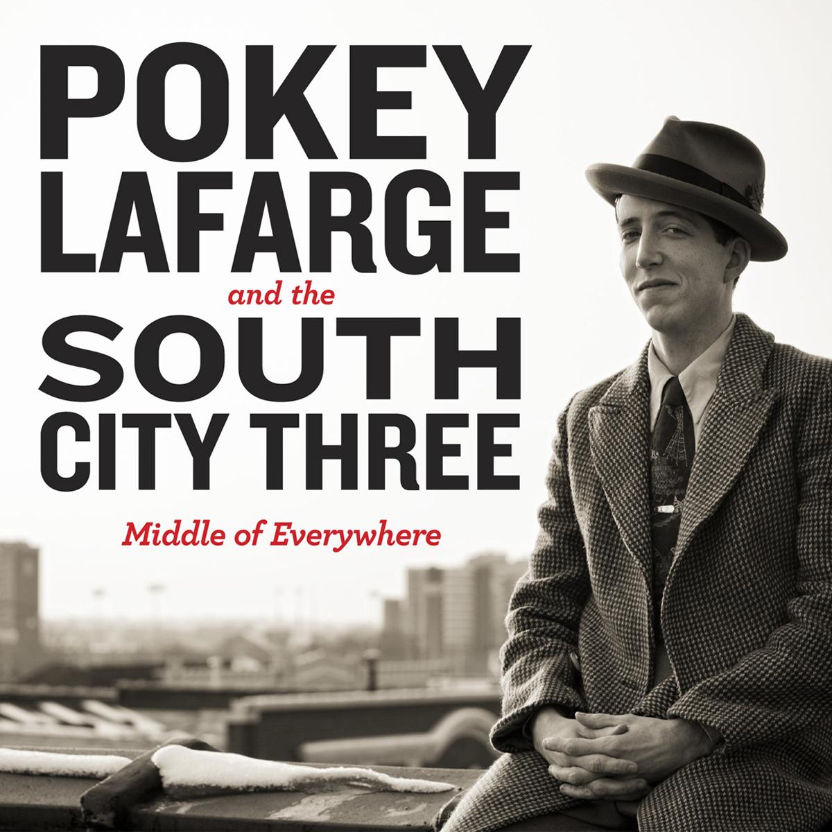 Pokey LaFarge - Middle of Everywhere LP