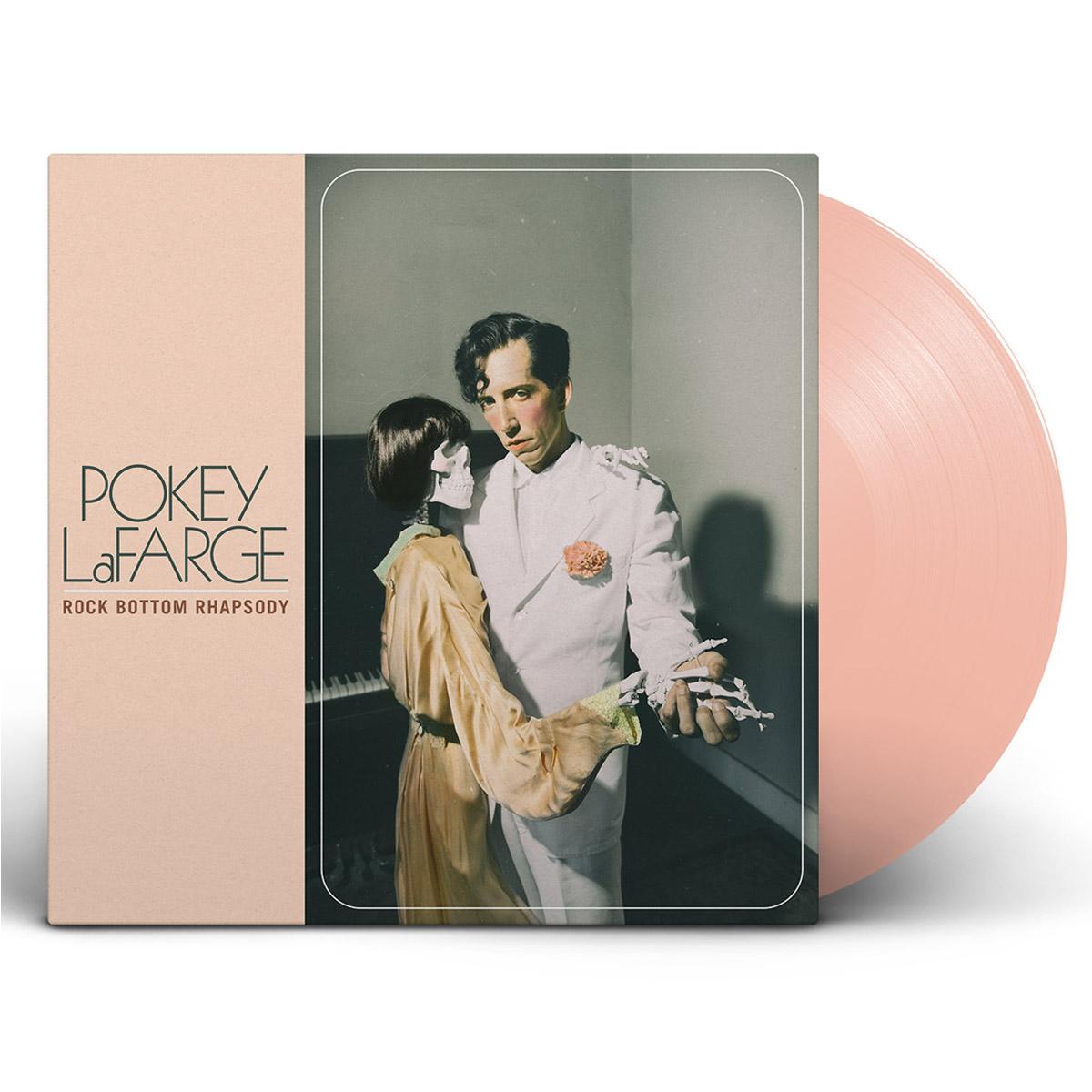 Rock Bottom Rhapsody - Ltd. Edition Pink Opaque Vinyl