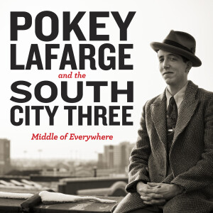 Pokey LaFarge - Middle of Everywhere CD
