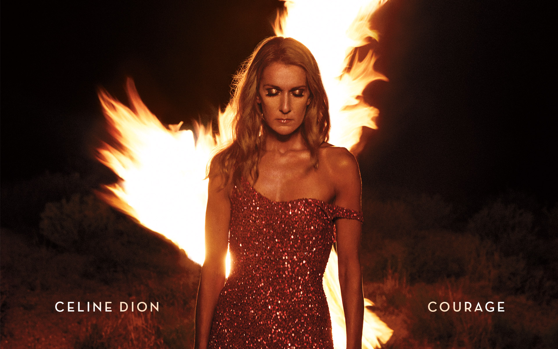 Celine Dion | Courage