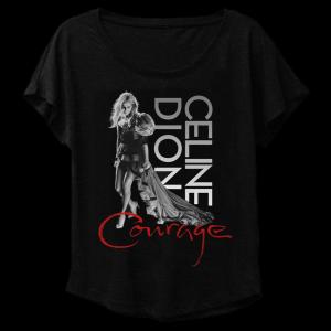 T-shirt style Dolman