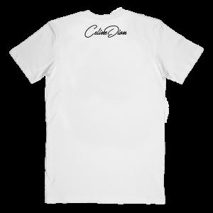 T-shirt croquis mode