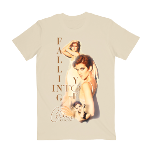 T-shirt collage Falling Into You
