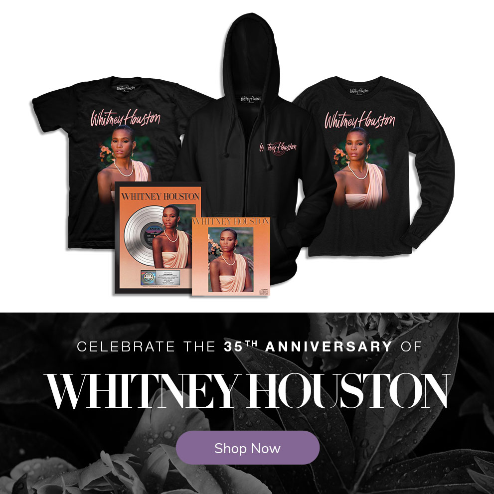 Whitney Houston 35th Anniversary