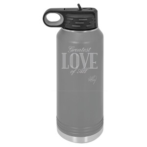 Greatest Love 32 oz Polar Camel Water Bottle