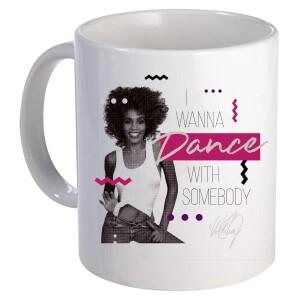 I Wanna Dance Pop Ceramic Mug