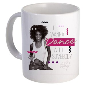 I Wanna Dance Pop Ceramic Mug