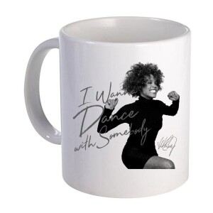 I Wanna Dance Black & White Ceramic Mug
