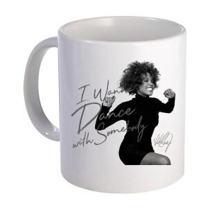 I Wanna Dance Black & White Ceramic Mug