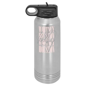 On Repeat Polar Camel Water Bottle